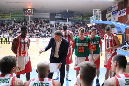 Foto: BC Prievidza - BK Inter Bratislava 73:65 6