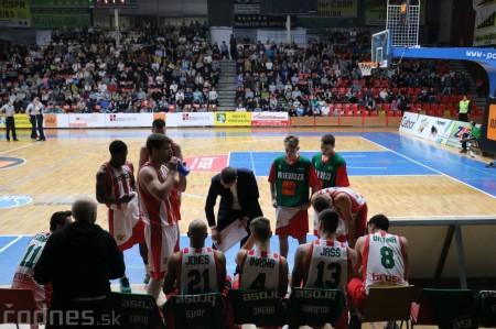 Foto: BC Prievidza - BK Inter Bratislava 73:65 8