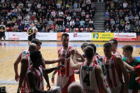 Foto: BC Prievidza - BK Inter Bratislava 73:65 9