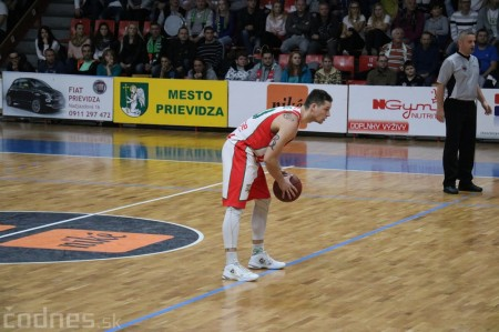 Foto: BC Prievidza - BK Inter Bratislava 73:65 11