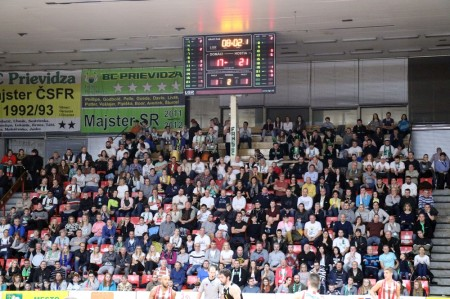 Foto: BC Prievidza - BK Inter Bratislava 73:65 12