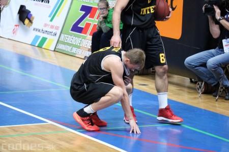 Foto: BC Prievidza - BK Inter Bratislava 73:65 13