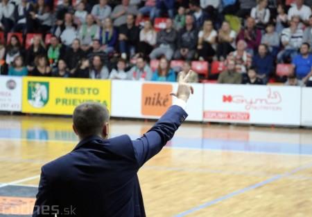 Foto: BC Prievidza - BK Inter Bratislava 73:65 15