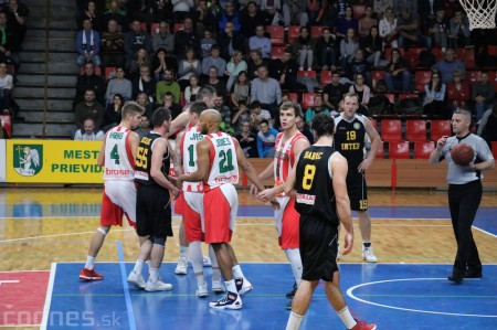 Foto: BC Prievidza - BK Inter Bratislava 73:65 18