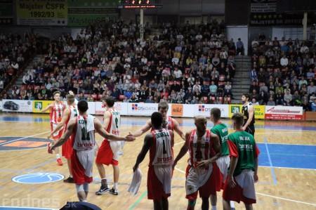 Foto: BC Prievidza - BK Inter Bratislava 73:65 19
