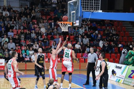 Foto: BC Prievidza - BK Inter Bratislava 73:65 21