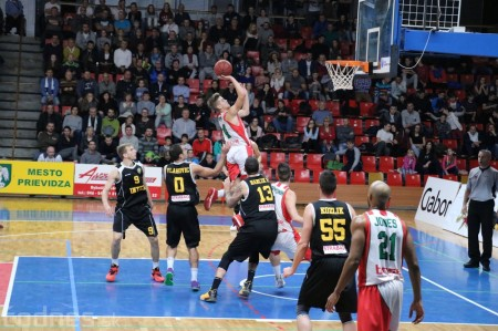 Foto: BC Prievidza - BK Inter Bratislava 73:65 24