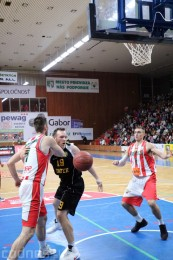 Foto: BC Prievidza - BK Inter Bratislava 73:65 29
