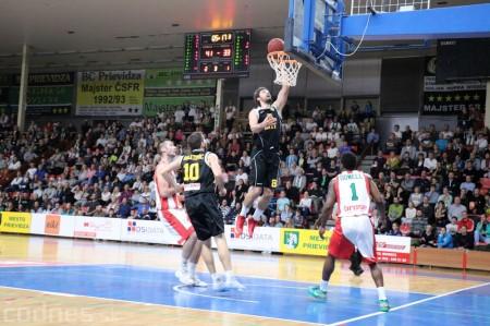 Foto: BC Prievidza - BK Inter Bratislava 73:65 32