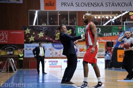 Foto: BC Prievidza - BK Inter Bratislava 73:65 36