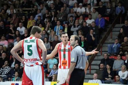 Foto: BC Prievidza - BK Inter Bratislava 73:65 37