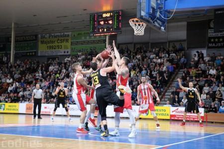 Foto: BC Prievidza - BK Inter Bratislava 73:65 38