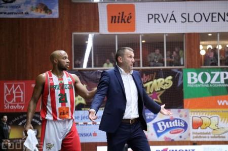 Foto: BC Prievidza - BK Inter Bratislava 73:65 39