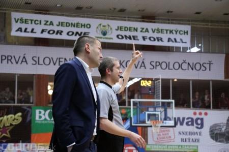 Foto: BC Prievidza - BK Inter Bratislava 73:65 40