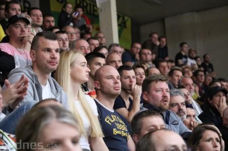 Foto: BC Prievidza - BK Inter Bratislava 73:65 41