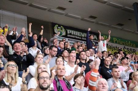 Foto: BC Prievidza - BK Inter Bratislava 73:65 44