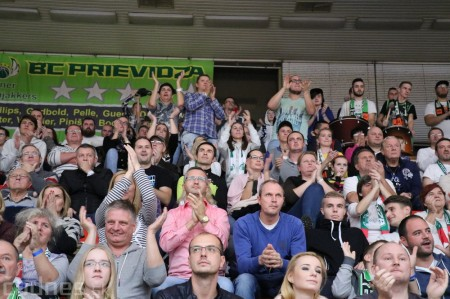 Foto: BC Prievidza - BK Inter Bratislava 73:65 49