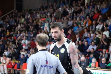 Foto: BC Prievidza - BK Inter Bratislava 73:65 55