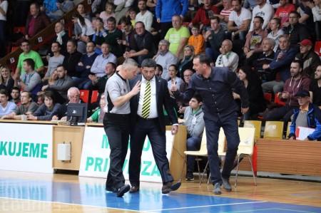 Foto: BC Prievidza - BK Inter Bratislava 73:65 61