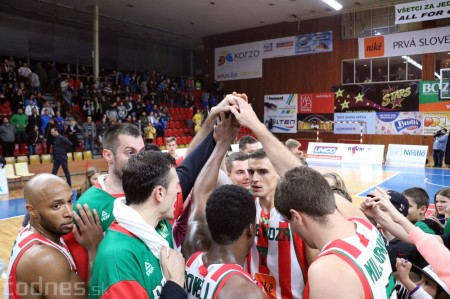 Foto: BC Prievidza - BK Inter Bratislava 73:65 67