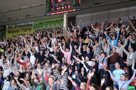 Foto: BC Prievidza - BK Inter Bratislava 73:65 68