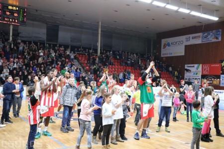Foto: BC Prievidza - BK Inter Bratislava 73:65 70
