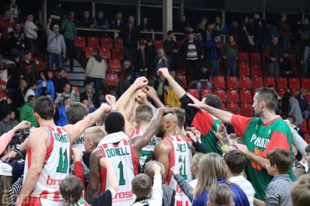 Foto: BC Prievidza - BK Inter Bratislava 73:65 71
