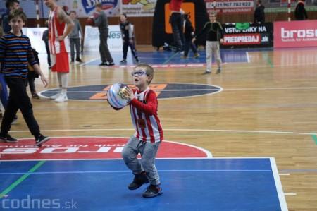 Foto: BC Prievidza - BK Inter Bratislava 73:65 73