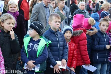Foto a video: Prezident Andrej Kiska na návšteve Prievidze 3