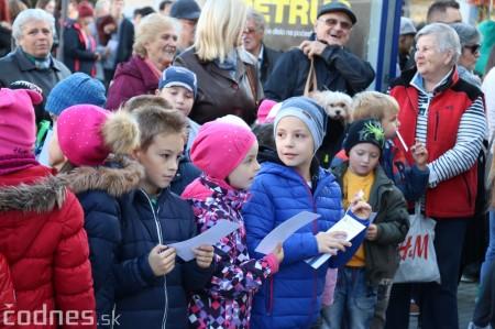 Foto a video: Prezident Andrej Kiska na návšteve Prievidze 5
