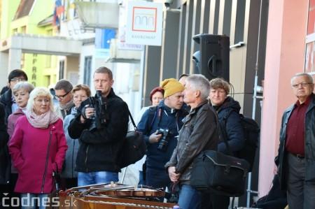 Foto a video: Prezident Andrej Kiska na návšteve Prievidze 7
