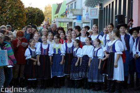 Foto a video: Prezident Andrej Kiska na návšteve Prievidze 9