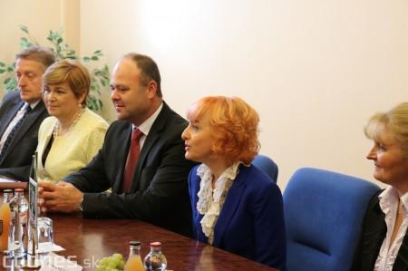 Foto a video: Prezident Andrej Kiska na návšteve Prievidze 24