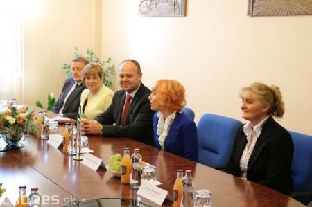 Foto a video: Prezident Andrej Kiska na návšteve Prievidze 25