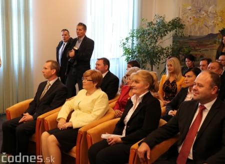 Foto a video: Prezident Andrej Kiska na návšteve Prievidze 30
