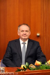 Foto a video: Prezident Andrej Kiska na návšteve Prievidze 32