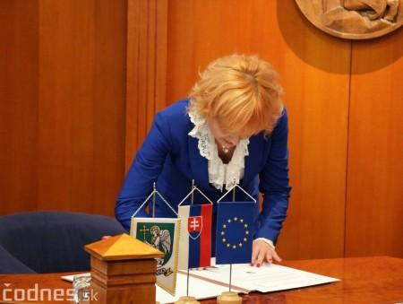 Foto a video: Prezident Andrej Kiska na návšteve Prievidze 36