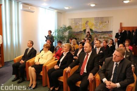 Foto a video: Prezident Andrej Kiska na návšteve Prievidze 39