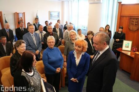 Foto a video: Prezident Andrej Kiska na návšteve Prievidze 41