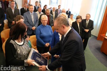 Foto a video: Prezident Andrej Kiska na návšteve Prievidze 43