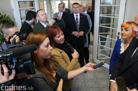 Foto a video: Prezident Andrej Kiska na návšteve Prievidze 48