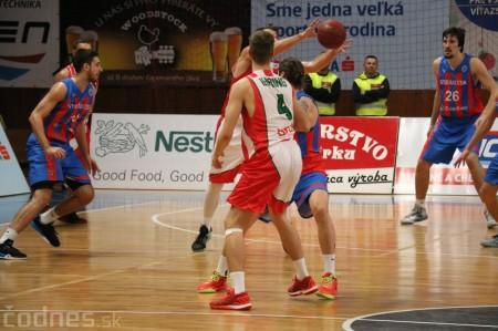 Foto: BC Prievidza - Steaua CSM Bukurešť 78:69 0