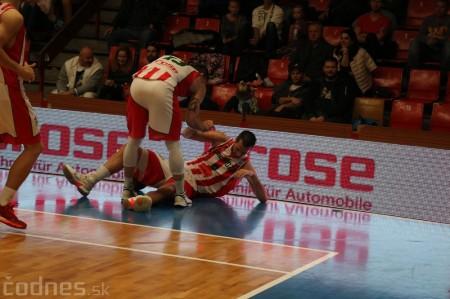 Foto: BC Prievidza - Steaua CSM Bukurešť 78:69 2