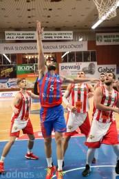 Foto: BC Prievidza - Steaua CSM Bukurešť 78:69 3