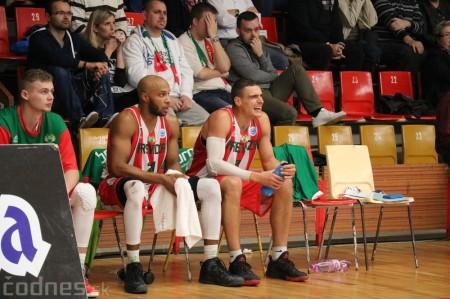 Foto: BC Prievidza - Steaua CSM Bukurešť 78:69 4