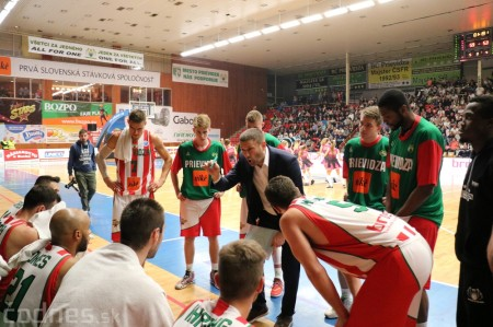 Foto: BC Prievidza - Steaua CSM Bukurešť 78:69 7