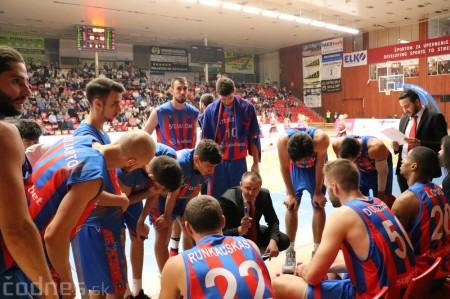 Foto: BC Prievidza - Steaua CSM Bukurešť 78:69 8