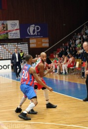Foto: BC Prievidza - Steaua CSM Bukurešť 78:69 10