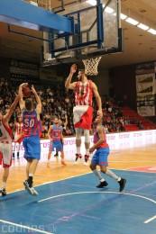 Foto: BC Prievidza - Steaua CSM Bukurešť 78:69 12