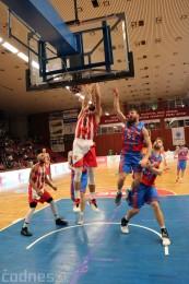 Foto: BC Prievidza - Steaua CSM Bukurešť 78:69 13